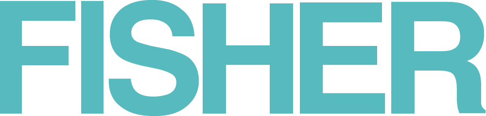 fisher printing logo